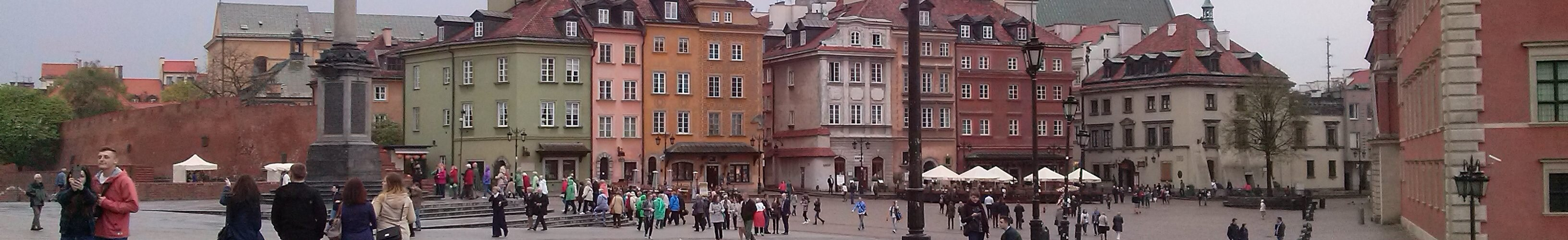 Warsaw Old Town guided tours - sightseeing Warsaw