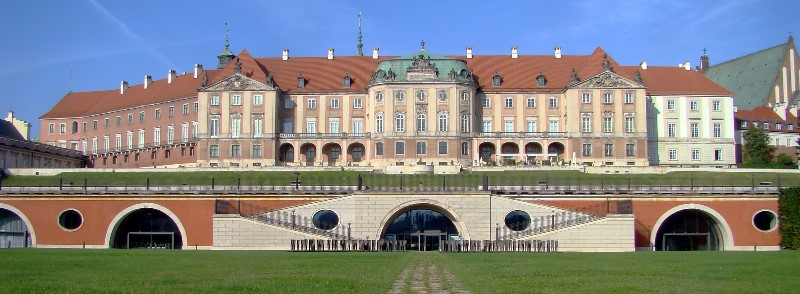 Royal Castle Warsaw - guided tour, Sightseeing Warsaw