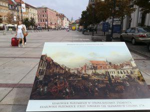 Krakowskie Przedmieście Street
