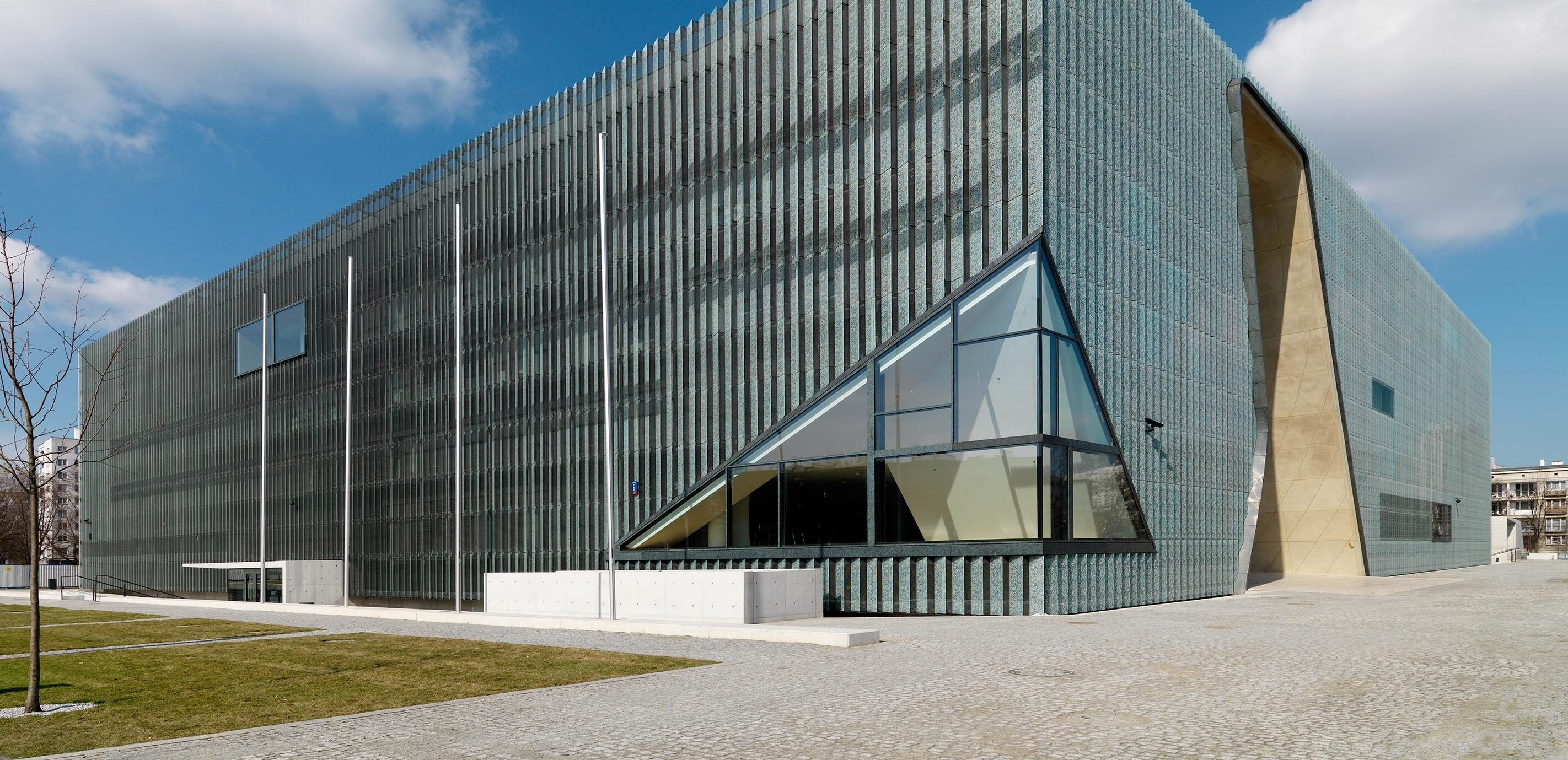 The Museum of the History of Polish Jews - guided tour, sightseeing Warsaw