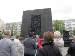 Monument of Ghetto Heros